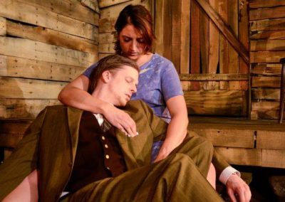 A Moon for the Misbegotten by Eugene O'Neill 2015