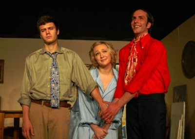 Black Comedy by Peter Shaffer 2011