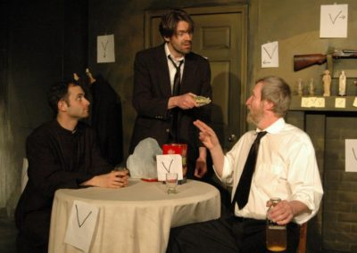 The Lonesome West by Martin McDonagh 2012